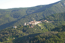 The village of Poggio