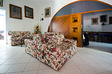 Hotel Villa Etrusca - Our hall