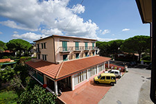 Hotel Villa Etrusca - The parking